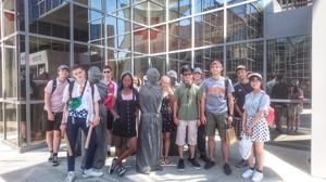 St mary magdalene academy smma sixth form islington london students visit geneva switzerland july 2019