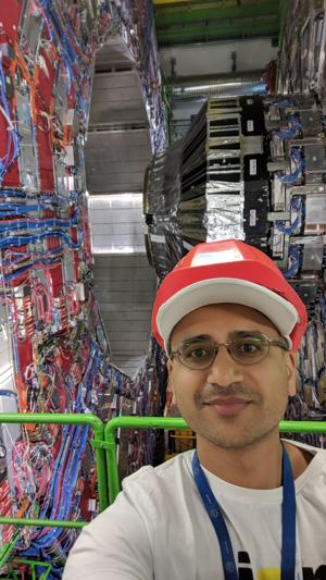 St mary magdalene academy smma sixth form islington london visit to the hadron collider at cern geneva switzerland july 2019